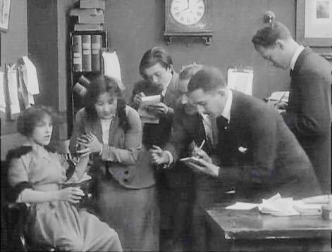 IJPC silent film image